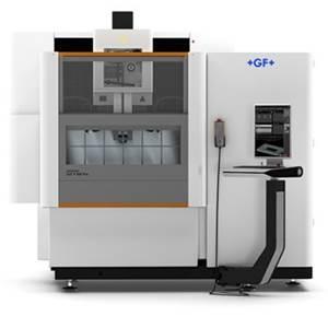 位于瑞士贝尔的GF机械加工解决方案工厂