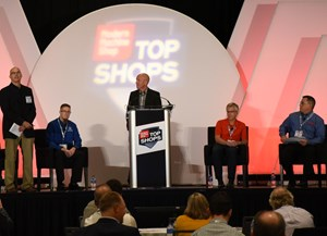 top shops conference
