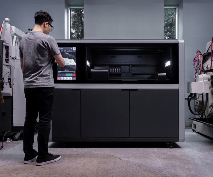 Desktop Metal Studio System, additive manufacturing machine meant for machines shops