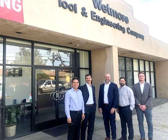 Dormer Pramet Acquires Wetmore Modern Machine Shop
