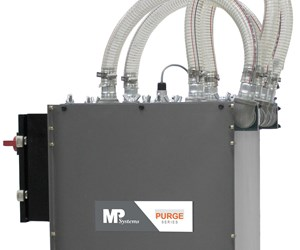 MP System's Purge coolant filtration system.
