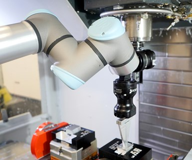Shop Doubles Production Capacity with Robotic Machine Tending