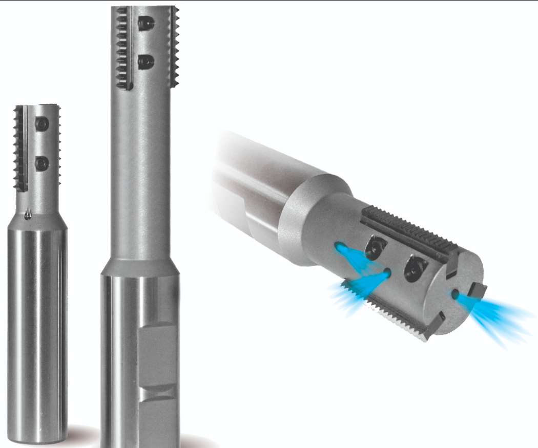 Advent Tool's GT thread mill