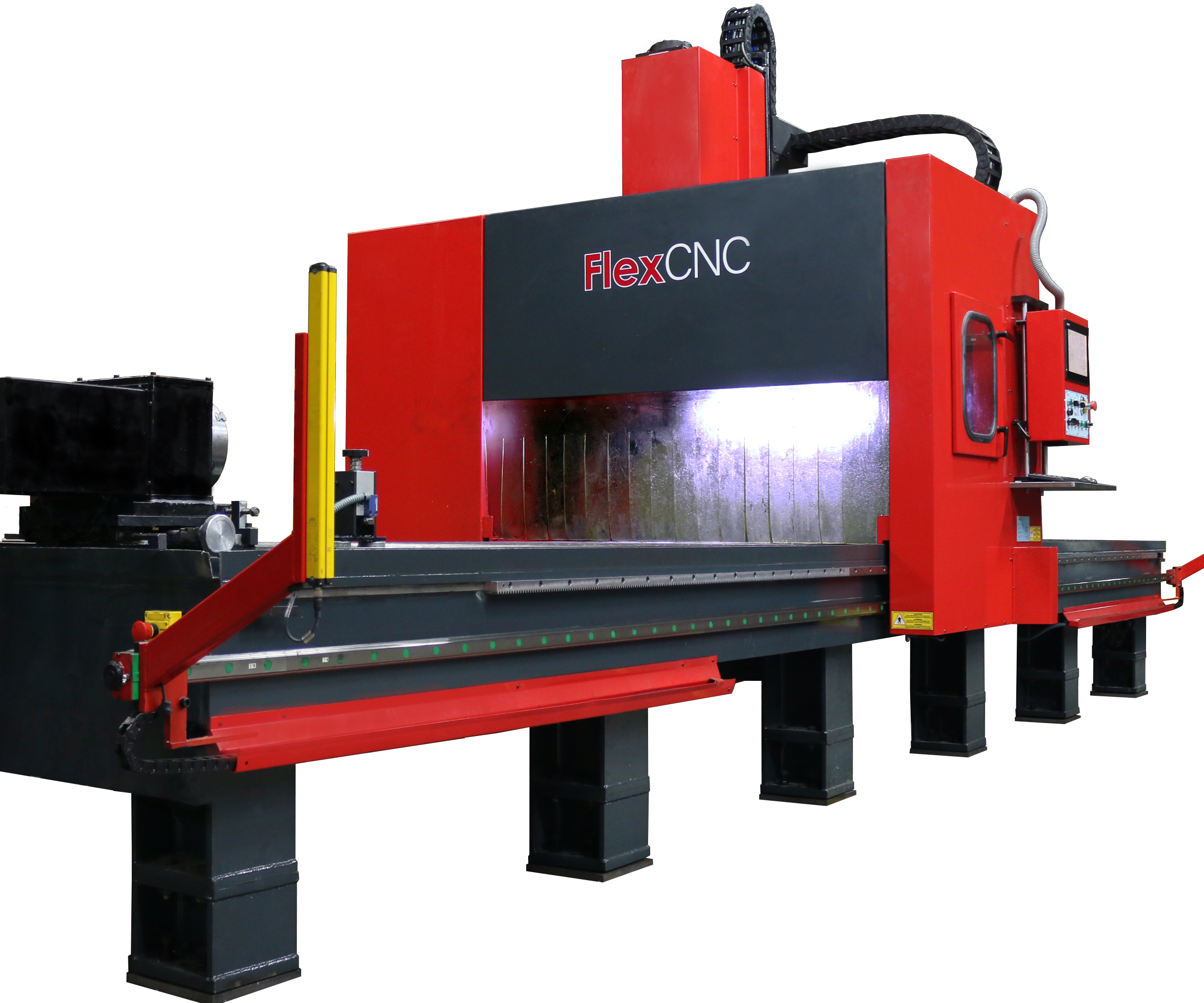 FlexCNC's G-series machining center