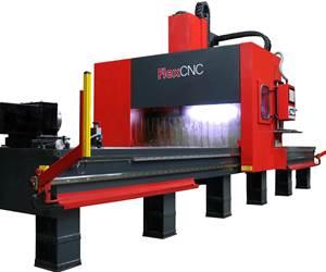 FlexCNC's G-series machining center