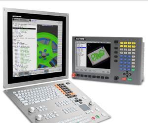 Heidenhain's TNC 640 and Acu-Rite's Millpwr G2 controls