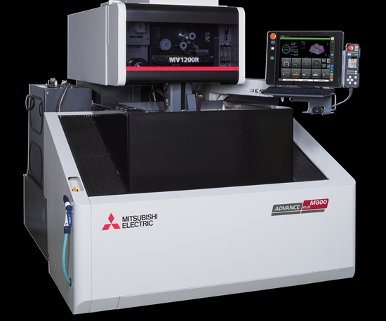 MC Machinery Systems' MV1200-R advance featuring M800 control.