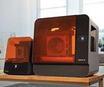 Formlabs' Form3 and Form3L.