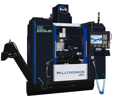 Milltronics machine tool