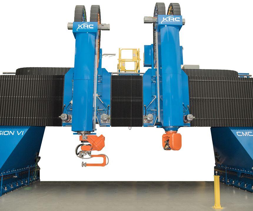 KRC Machine Tool Solutions' Fusion VI