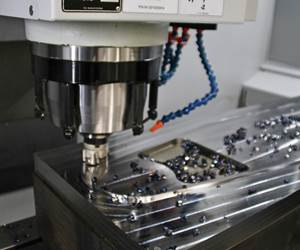 Bridgeport V1320's Dual Y-Axis Bearings Increase Surface Quality