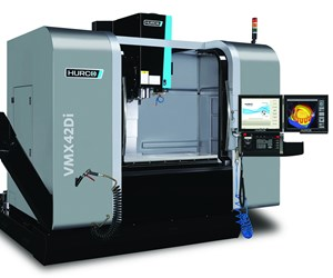 Hurco's VMXDi Machining Centers Feature Direct-Drive Spindle