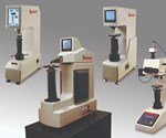 L.S. Starrett Adds Rockwell, Vickers and Brinell Hardness Testers