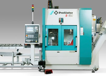 Profilator S Machines Capable of Various Gear Machining Operations