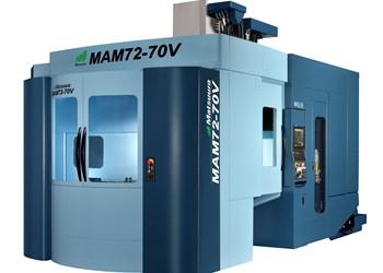 Matsuura's MAM72-70V.
