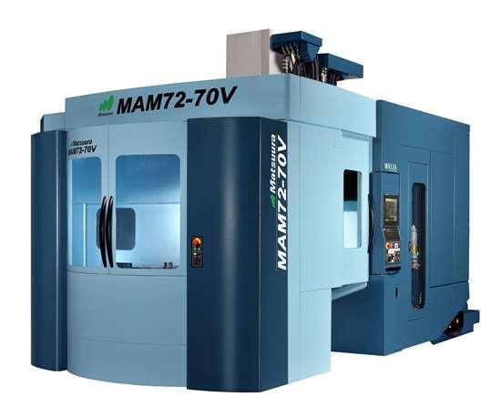 MAM72-70V fromMatsuura Machinery