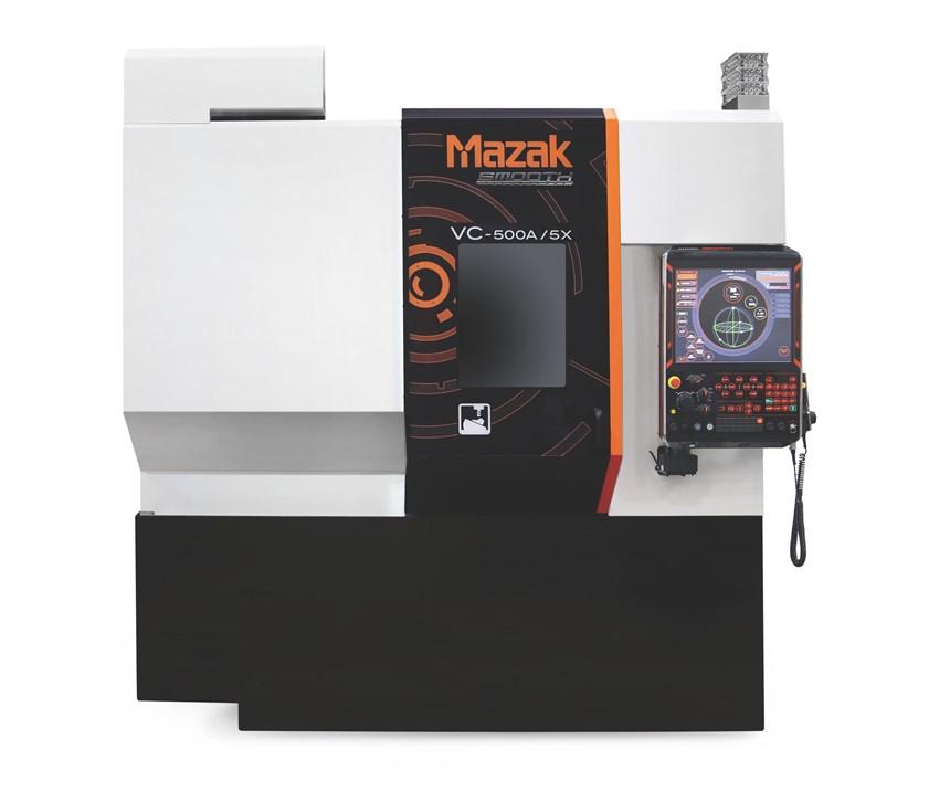 Mazak'sVC-500A/5X AM HWD