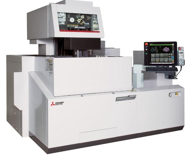 MC Machinery's MV2400-ST