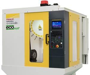 Methods Machine Tools' RoboDrill EcoPlus.