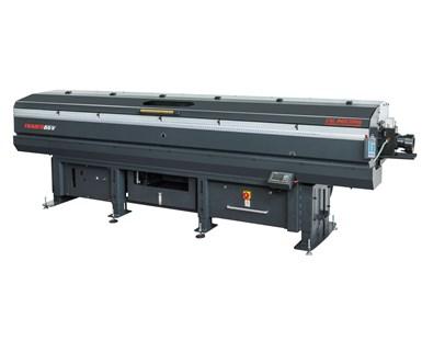 Tracer 65V/80V bar feeder from CNC Indexing & Feeding Technologies