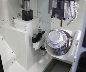 Kitamura's MedCenter5AX Five-Axis VMC Machines Complex Medical Parts