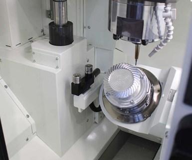 Kitamura Machinery MedCenter5AX