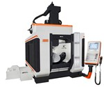 Takumi's U800 Five-Axis Machine Designed for Die/Mold, Aerospace Applications