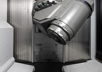 Toyoda's FH630SX-i Horizontal Machining Center Emphasizes High-Torque Performance