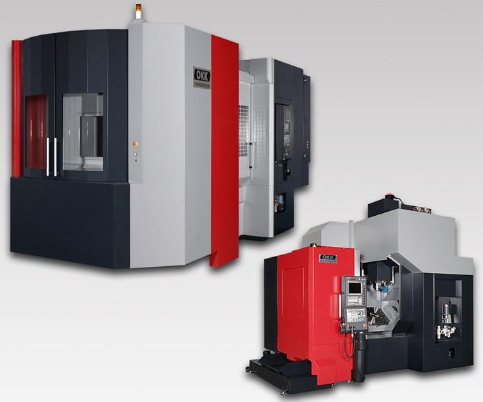 Methods Machine Tools Represents OKK Corp. in North America