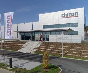 Chiron Group Completes New Factory in Germany