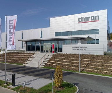 new Chiron factory