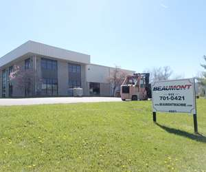 Beaumont Machine's new headquarters