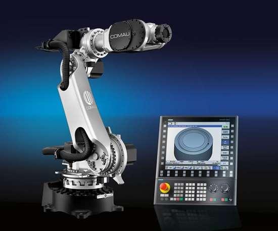 Siemens Comau Sinumerik Run MyRobot DirectControl