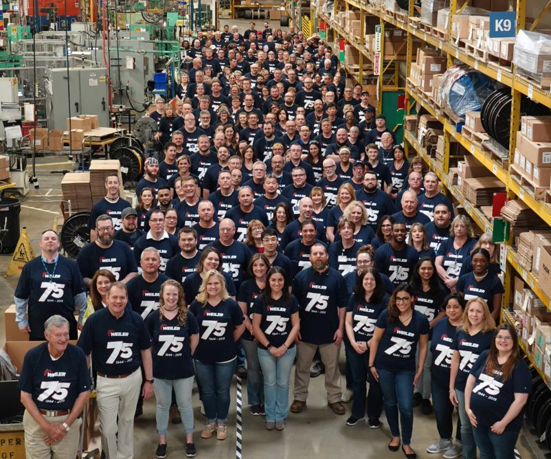 Weiler Abrasives employee photo