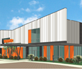 A rendering of Vollmer's Pennsylvania Facility