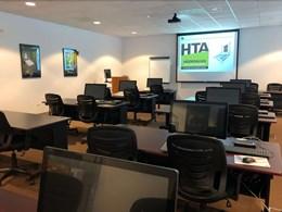 Heidenhain's TNC-CNC Academy.