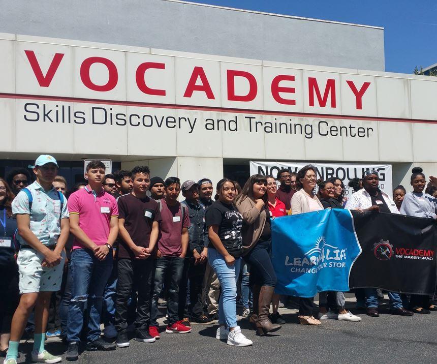 Vocademy'sMaker Skills Academy.