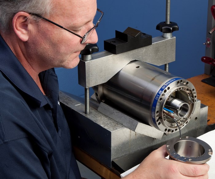 Ibag Offers Spindle Repair Services