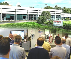 Emuge to Host Cutting Tech Expo in November