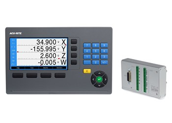 Acu-Rite's DRO300 Can Now Control Sinker EDMs