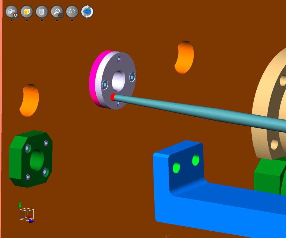 La nueva versión del módulo de mecanizado de NCSIMUL, disponible en Hexagon Manufacturing Intelligence, incluye una funcionalidad de automatización.
