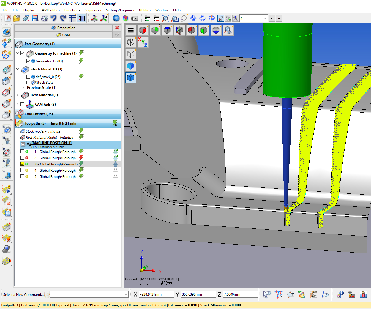 Mastercam's CAD for CAM Design Software Adds More