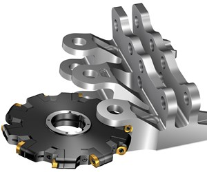 Sandvik Coromant Introduces New Insert Geometries for Grooving