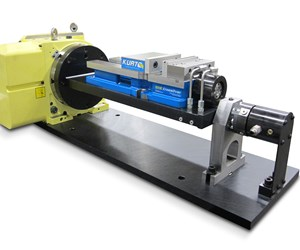 Kurt Rotary Table Workholding System