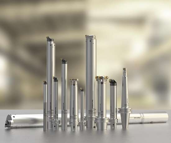 Additions to Seco's Steadyline series of turning/boring tools.