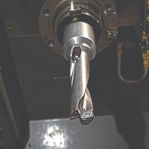 The 4TEXindexablecarbide drill.
