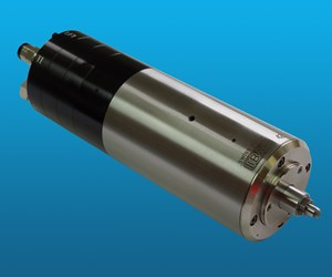 IBAG's high-speed spindle.