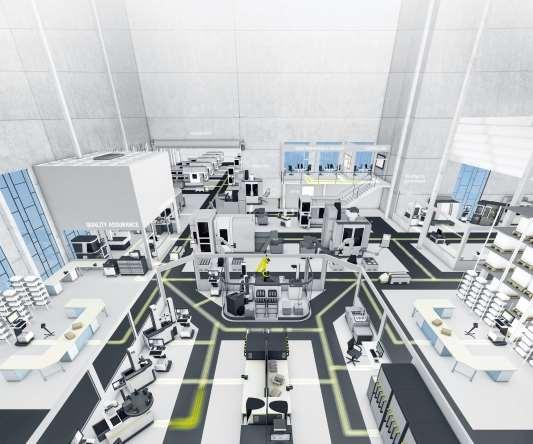 Zoller Smart Factory Solutions.