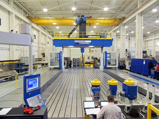 Growing Closer: Machine Shops and 3D Printing for Production