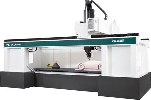 C.R Onsrud QUBE Series Machining Center